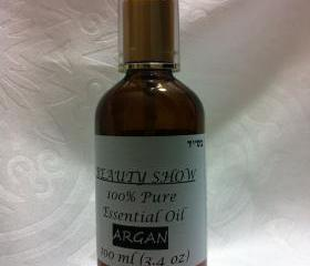 100% Pure Therapeutic Grade Essential Argan Oil 100ml/3.4oz